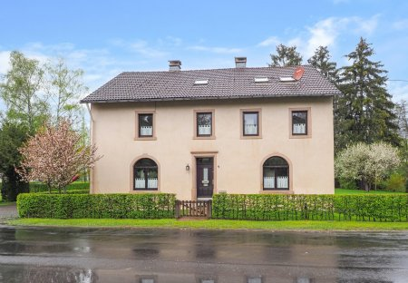 House in Luenebach, Germany