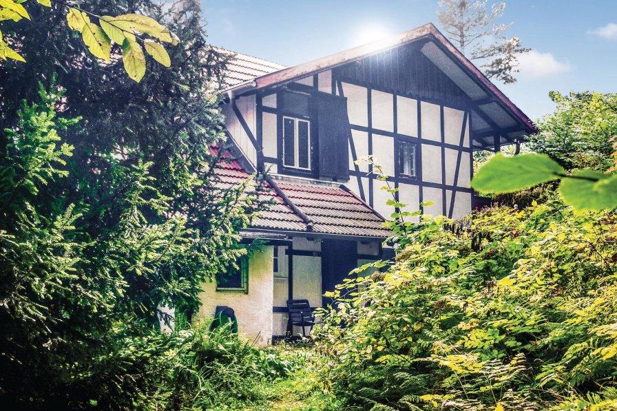 House in Germany, Blankenburg (Harz)