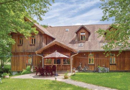 House in Mornshausen, Germany