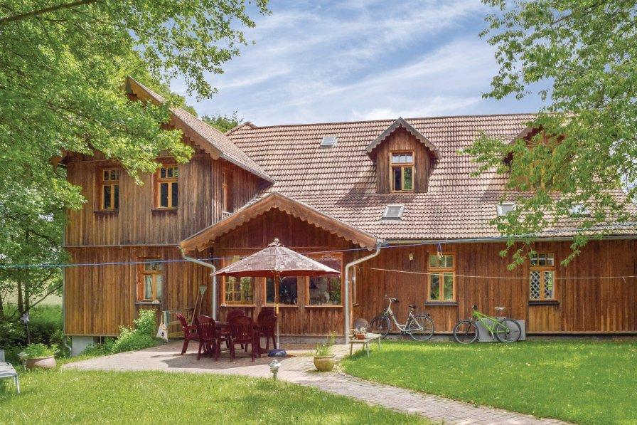 House in Germany, Mornshausen