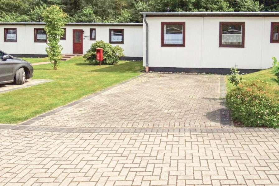 Holiday home in Fassberg with shared pool