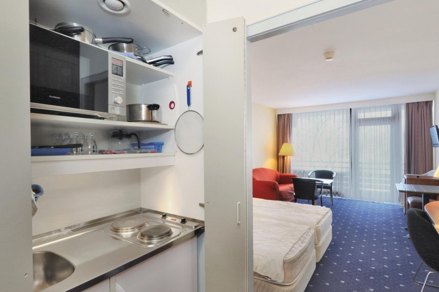 Studio apartment in Germany, Goslar