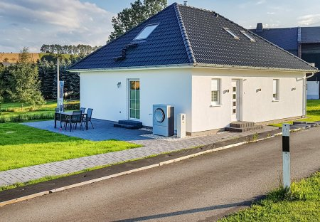 House in Bad Schlema, Germany