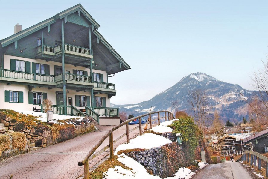 Apartment in Germany, Oberaudorf