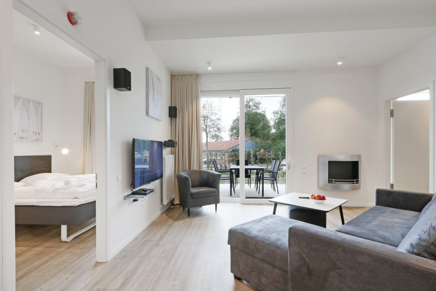 Apartment in Germany, Alt-Travemuende / Roennau