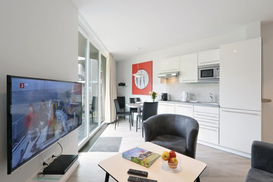 Apartment in Germany, Priwall