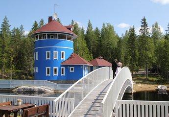 2 bedroom Villa for rent in Finnish Lakeland