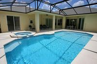 Villa in USA, Grand Reserve: Pool and deck