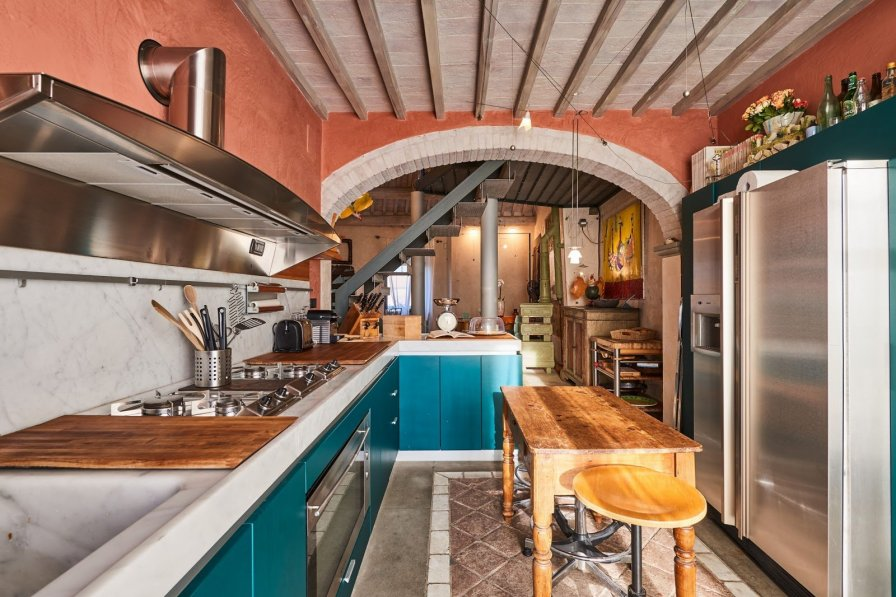 Apartment in Italy, Tignano
