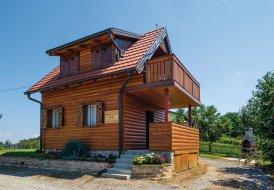 Villa in Grabovnica, Croatia
