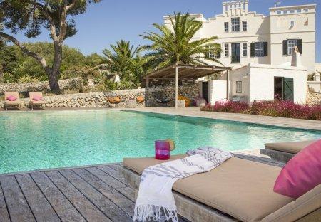 Villa in Es Migjorn Gran, Menorca