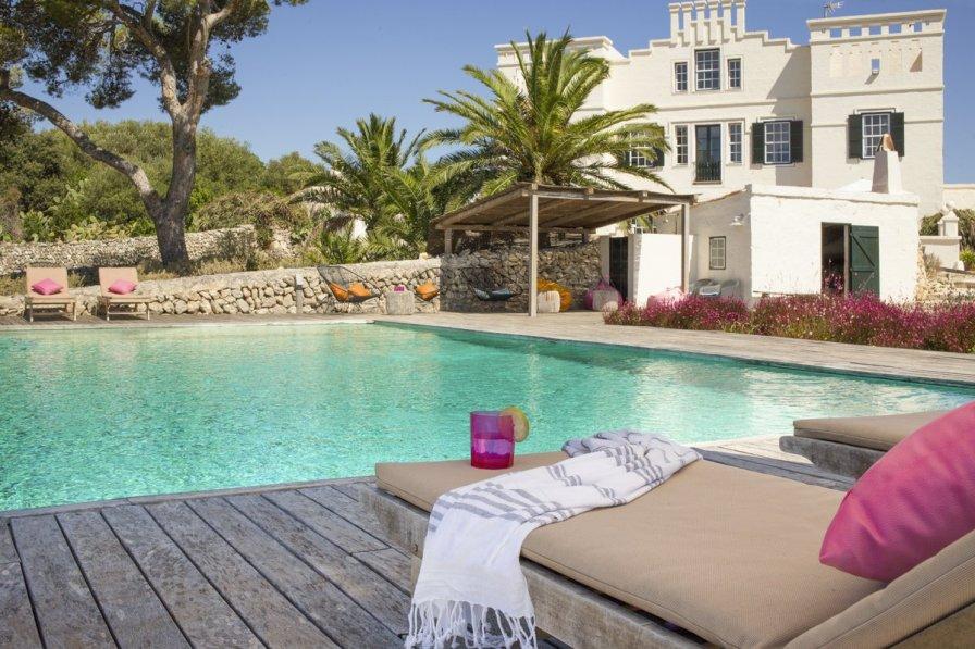 Villa in Spain, Es Migjorn Gran