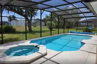 Villa in USA, Grand Reserve: 32'x 16'heated pool and spa