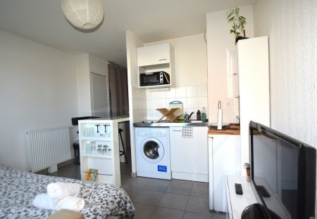 Studio Apartment in Saint-Francois, the South of France