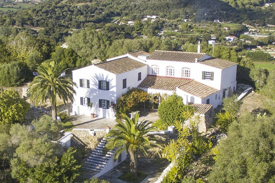 Villa in Spain, Es Migjorn Gran