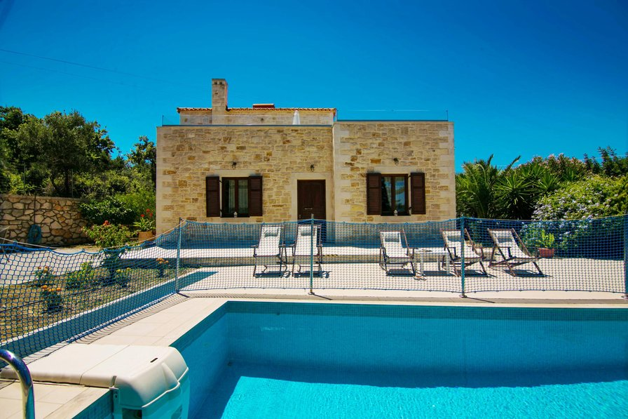 Crete Holiday Villa Rentals