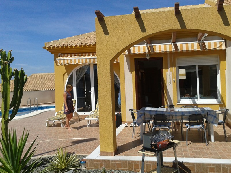 Villa in Spain, Mazarron