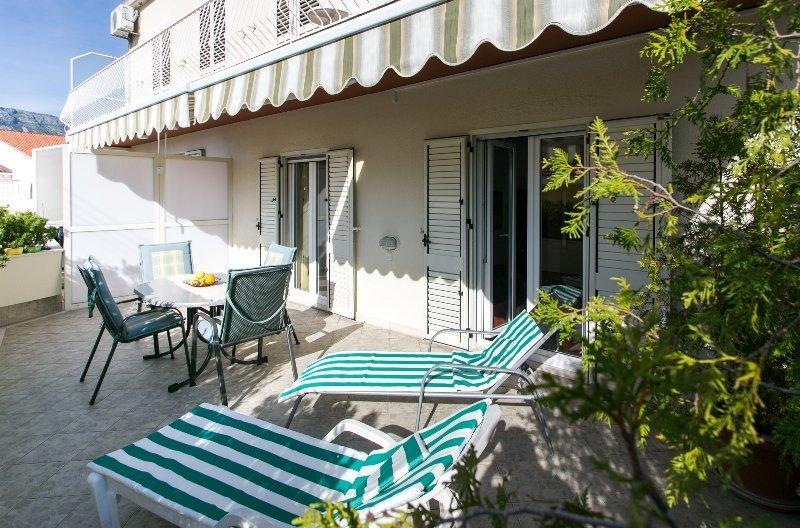 Apartment in Croatia, Batala
