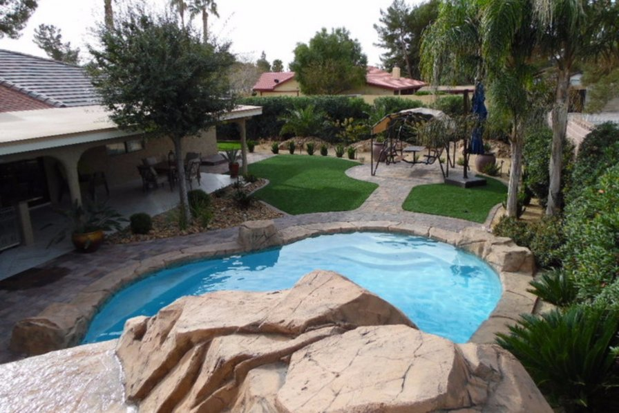 House To Rent In Las Vegas Nevada With Private Pool 231754