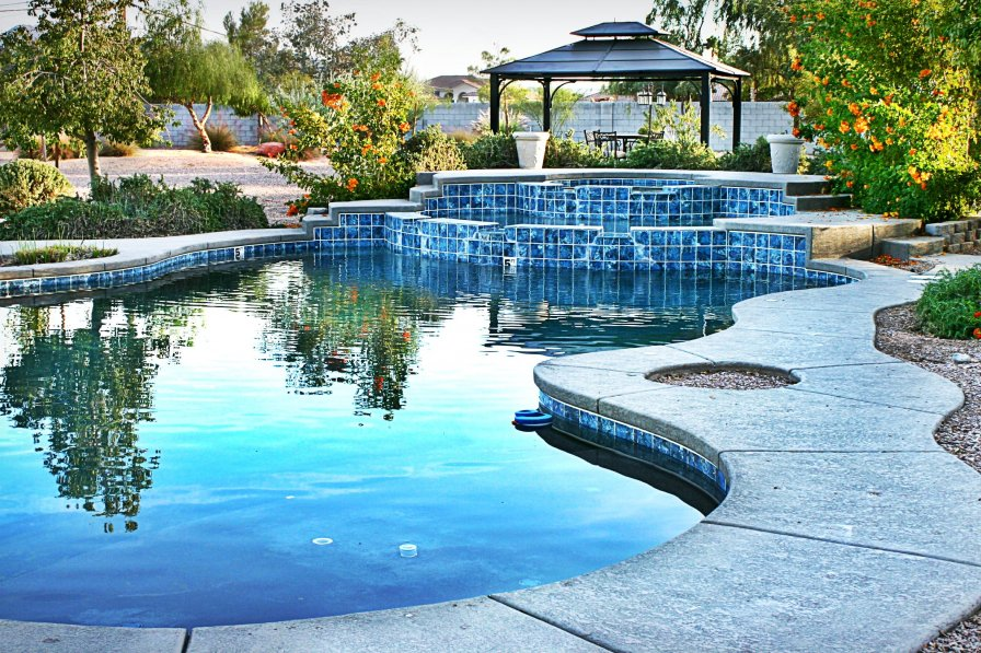 Villa with private pool in Las Vegas