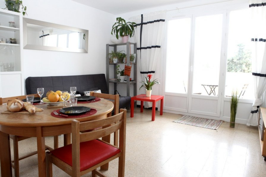 Cosy and Beautiful Apart T3 - 200 m from the beach