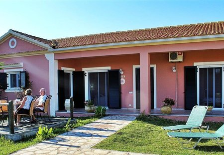 Villa in Agios Georgios Argyrades, Corfu