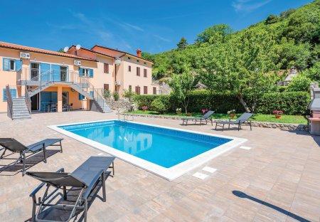 Villa in Plomin Luka, Croatia
