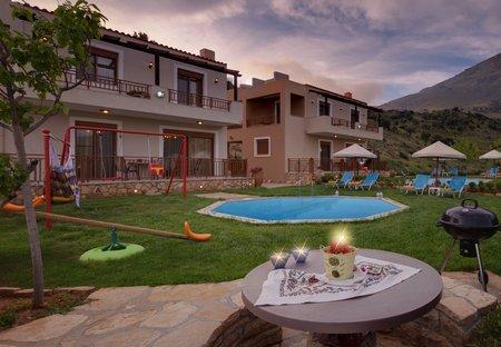 Villa in Agia Paraskevi, Crete