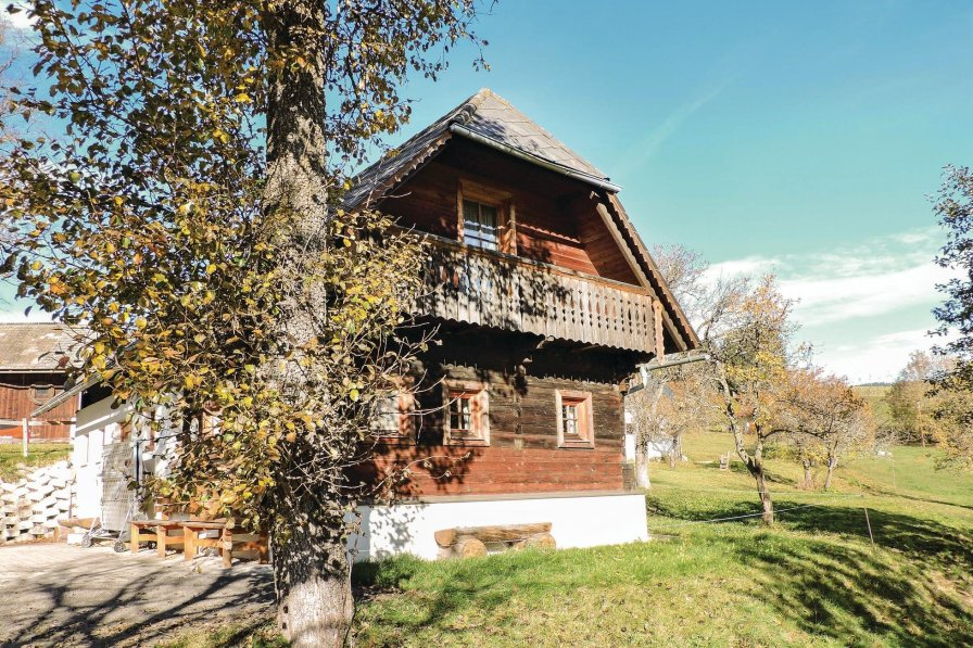 Holiday chalet in Fischbach