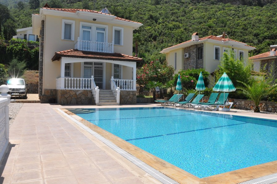 Owners abroad Doğan Villa