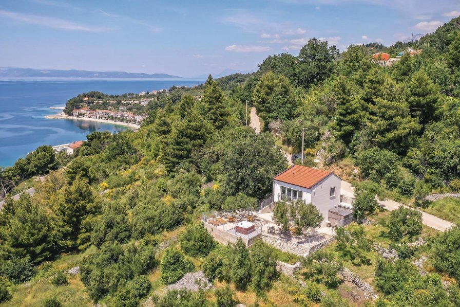 Villa in Croatia, Podgora