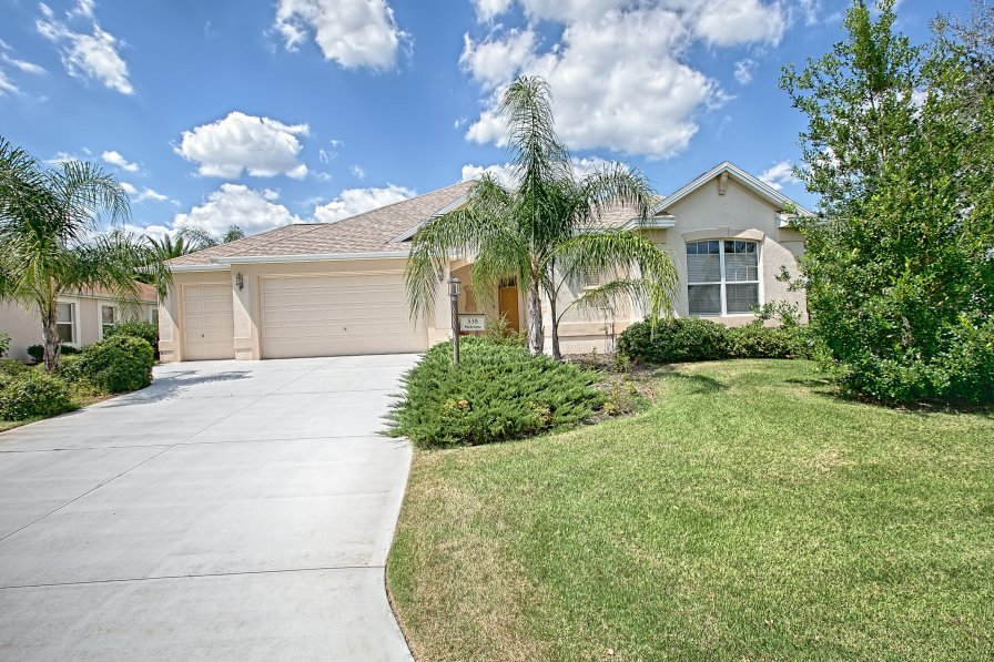 Minutes from Lake Sumter Landing - 538 Kassel Place