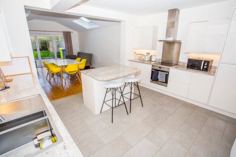 Beautiful Modern 4 bed Home in Summertown, Oxford