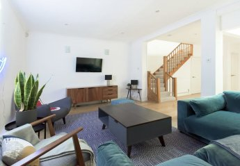 5 bedroom House for rent in Central London (Zone 1)