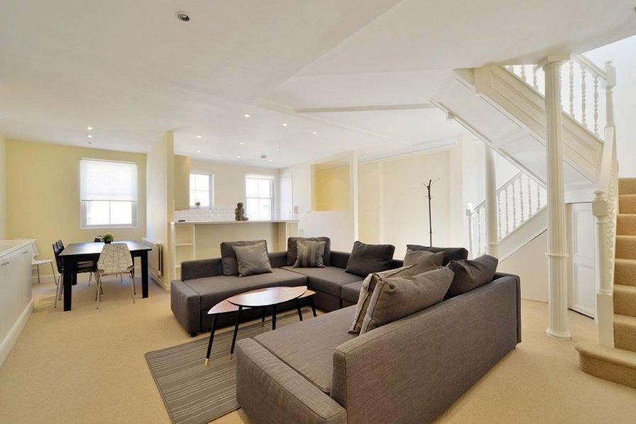 Spectacular Paddington Mews House West End Hyde Park