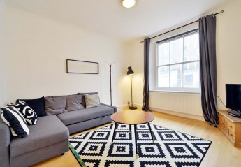 4 bedroom Apartment for rent in Central London (Zone 2)