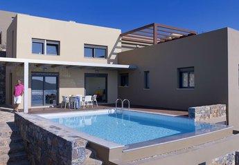 3 bedroom Villa for rent in Elounda