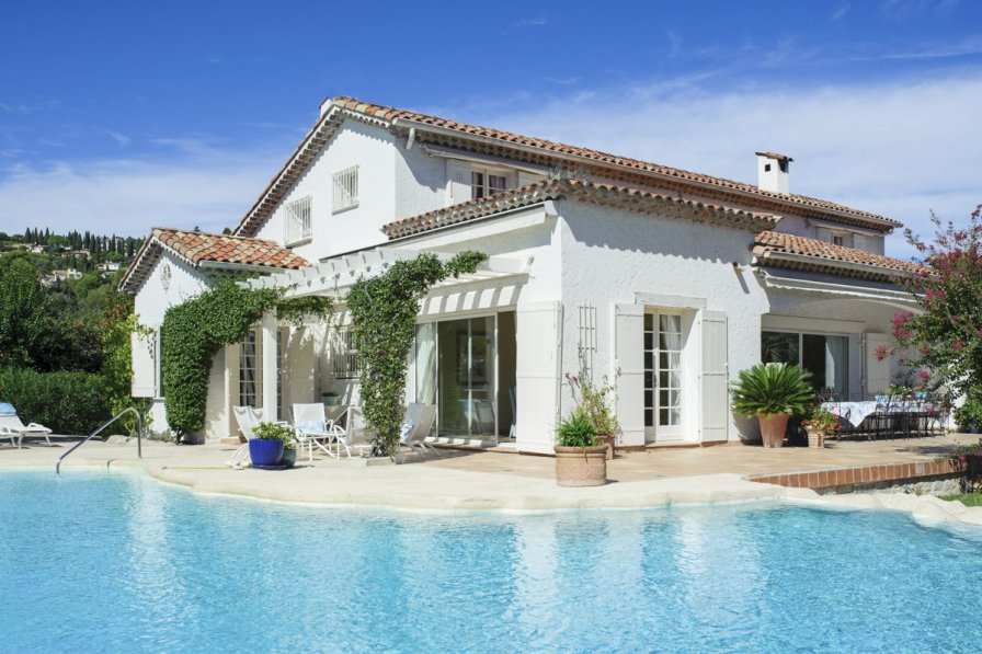 Villa in France, Village-Le Val-Cabrieres