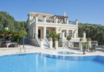4 bedroom Villa for rent in Kassiopi