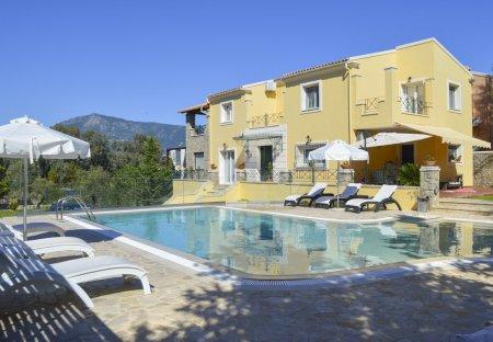 Villa in Dassia Beach, Corfu