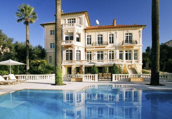 11 bedroom Villa for rent in Cannes