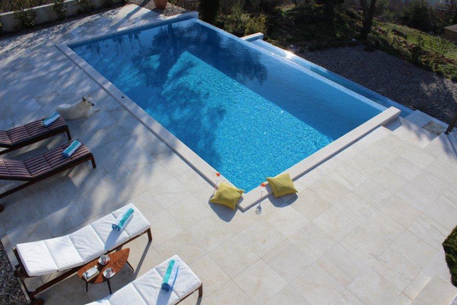 Villa in Croatia, Tučepi