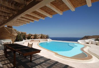 9 bedroom Villa for rent in Mykonos