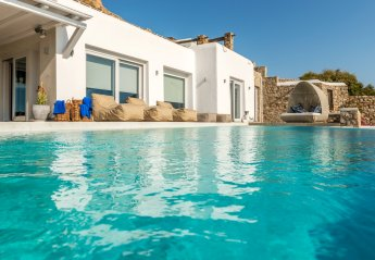 6 bedroom Villa for rent in Mykonos