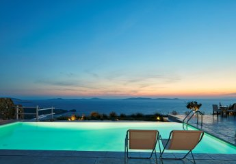 11 bedroom Villa for rent in Mykonos