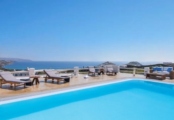 10 bedroom Villa for rent in Mykonos