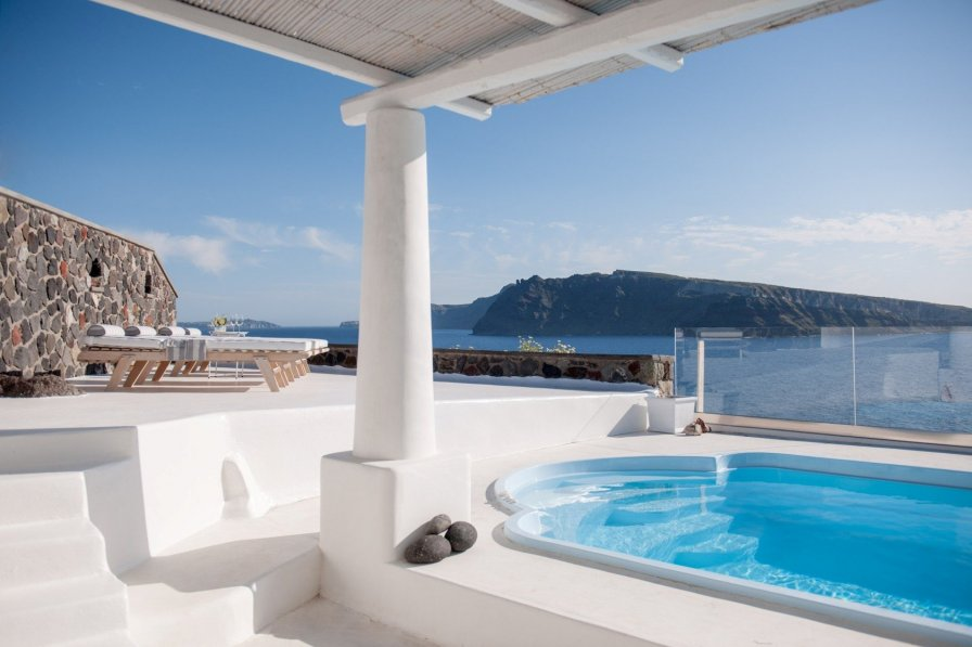 Villa in Greece, Santorini