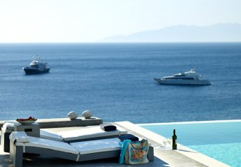 8 bedroom Villa for rent in Mykonos