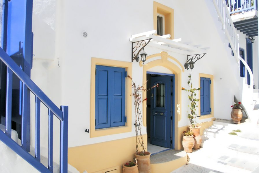 Villa in Greece, Mykonos: OLYMPUS DIGITAL CAMERA