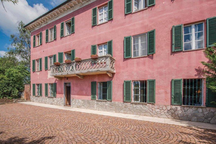 Villa in Italy, Alfiano Natta